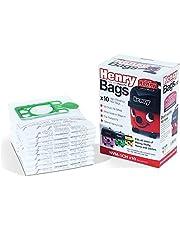 Henry NVM-1CH/907075 HepaFlo Vacuum Bags, Pack of 10