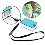 iMeshbean New Mini Portable USB Rechargeable Hand Held Air Conditioner Summer Cooler Fan
