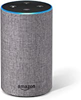 Amazon Echo (2nd generation), Heather Grey