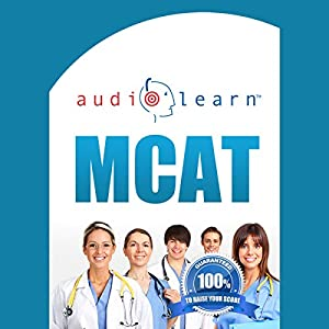 MCAT AudioLearn Audiobook