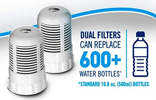 Alexapure Water Pitcher Replacement Filter Pack by Alexapure (Image #1)