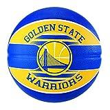 Spalding Dorado State Warriors NBA Talla 7