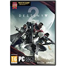 Destiny 2 w/ Salute Emote (Exclusive to Amazon.co.uk) (PC Download)
