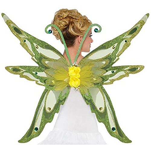 amscan Woodland Fairy Wings Halloween Costume Accessories for