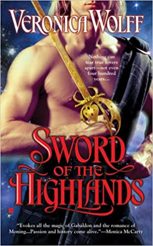 Book Sword of the Highlands (Berkley Sensation)