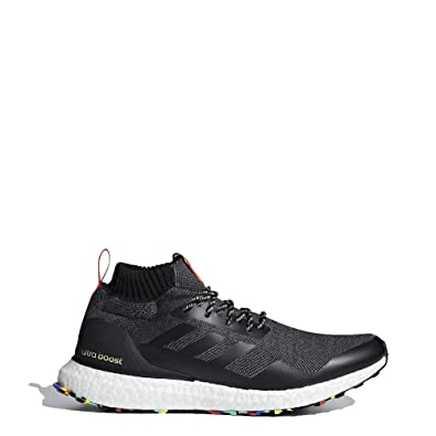 be093861d9d adidas Ultraboost Mid Shoe - Men s Running 8 Black Multi Color