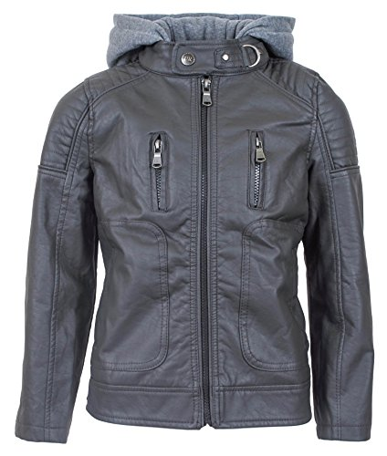 Urban Republic Leather Biker Jacket