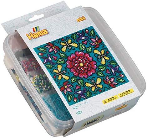 Hama – 5402 – Mini Perlas y Placas en Caja: Amazon.es: Juguetes y juegos