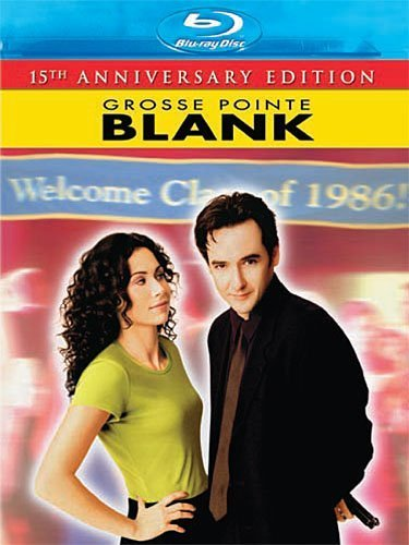 Grosse Pointe Blank (15th Anniversary Edition) [Blu-ray] by Hollywood Pictures Home Entertainment