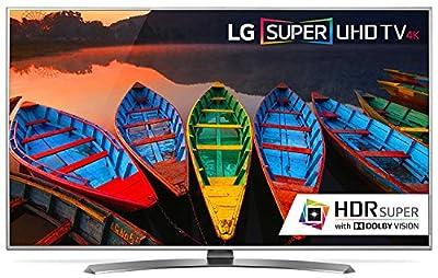 LG Electronics 55UH7650 55-Inch 4K Ultra HD Smart LED TV (2016 Model) (Certified Refurbished)