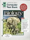 Biology Computer Test Bank, Toby Miller, 0138170401