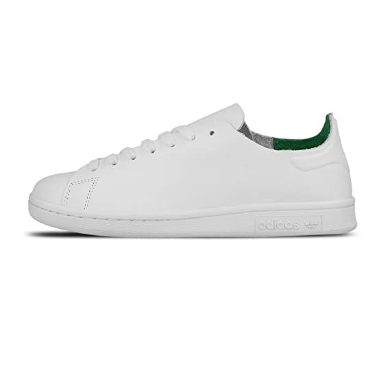 on sale 3294f bf207 adidas Baskets Stan Smith Nude S76544 Femme Taille Unique BlancVert