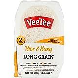 Veetee Dine In Rice - Microwavable Long Grain Rice - 10.6 oz - Pack of 6