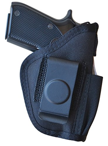 Inside Pants IWB Holster with Mag Pouch for Beretta 21 Bobcat 22 & 25 Caliber