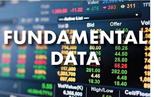 Amazon com: Historical Fundamental Data DVD