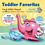 Toddler Favorites: Special Combo Pak [CD/DVD Combo]