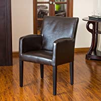 Byron Leather Arm Chair