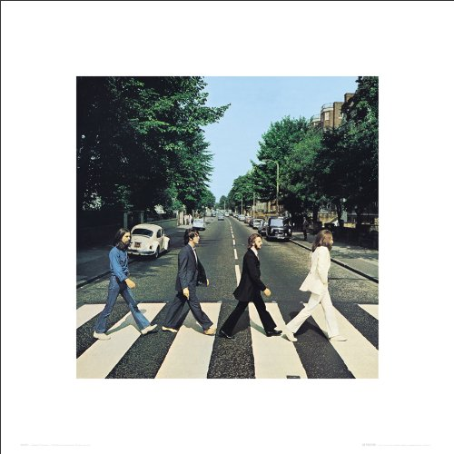 The Beatles Abbey Road Classic Rock Album Cover Music Poster Print 16 by - Album Rock Cover