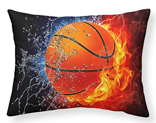 INNNOISEEM Decorative Customized Throw Pillow Cases Cover Rectangle Size 20