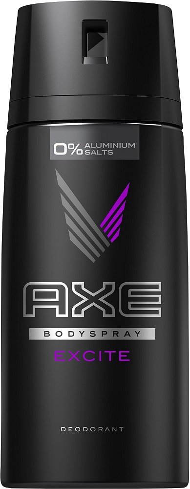 Axe Excite, Desodorante - 3 de 150 ml. (Total 450 ml.) Unilever Spain 8956804