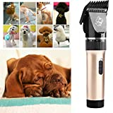 AZLife-Rechargeable-Pet-Clippers-Cordless-Professional-Pet-Hair-Trimmer-Wireless-Pet-Fur-Grooming-Kit-for-Large-Medium-Small-AnimalsLow-Noise-Cat-and-Dog-Clipper