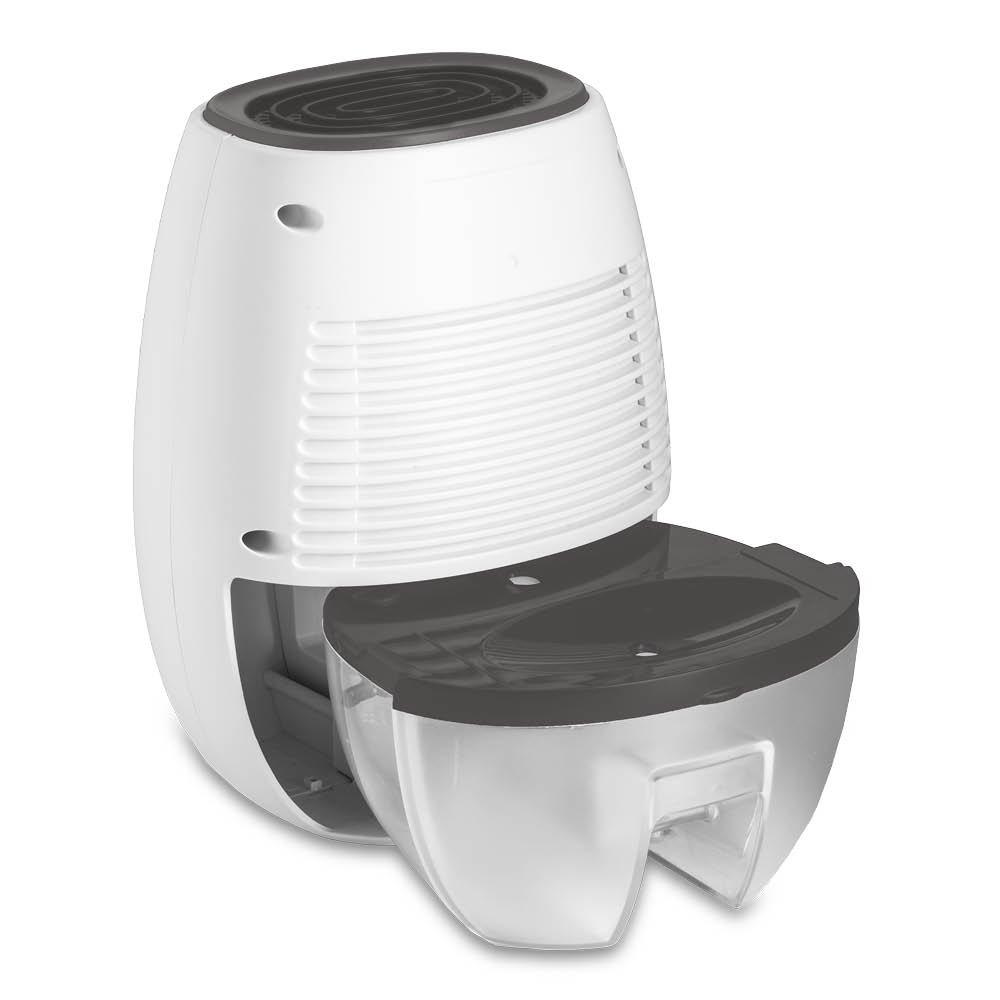 Dise/ño Compacto y Elegante de 0,5 L Dep TROTEC Deshumidificador Peltier TTP 2 E Habitaciones de 5m/² 220 ml por D/ía Filtro de Aire Purificador de Aire