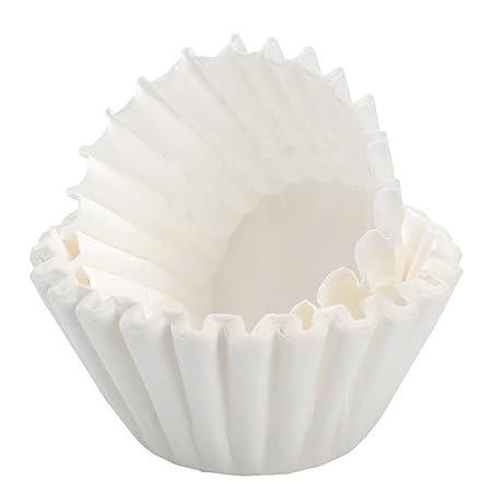 Cesta filtro/filtro de café (50 unidades/250 - 90): Amazon ...