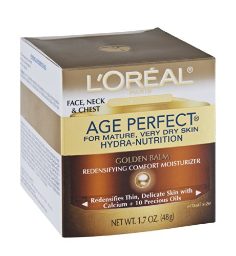 L'Oreal Age Perfect Hydra-Nutrition Golden Balm Face, Neck &