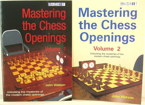 Download Mastering The Chess Openings Vol 1 2 2 Chess Books