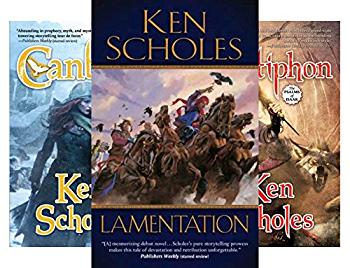 The Psalms of Isaak (5 Book Series) Kindle Edition by Ken Scholes