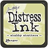 Ranger Tim Holtz Distress Ink Pads, Mini, Shabby Shutters