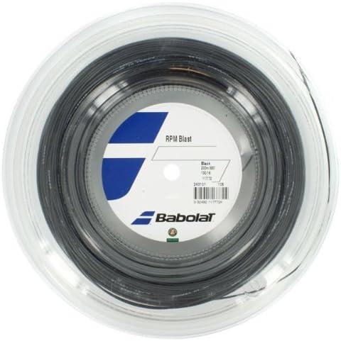 Babolat RPM Blast 16 Reel String Black 16g