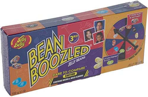 Jelly Belly Bean Boozled, Dulce de caramelo - 100 gr.: Amazon.es: Alimentación y bebidas