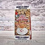 ilyas Gonen Dibek Ground Turkish Coffee/Plain Dibek and 19 Different Flavored (100g / 3,5oz) (Blackberry Flavored Ground Turkish Coffee) -  Dibek Kuru Kahve