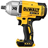 Factory Reconditioned DEWALT DCF899BR 20v MAX* XR Brushless High Torque 1/2'' Impact Wrench w. Detent Pin Anvil (Tool Only)