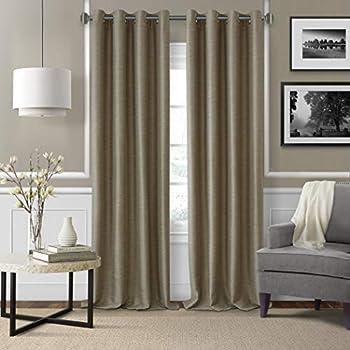 Bronze 28-48 Elrene Home Fashions Cordelia 1 Window Drapery Single Curtain Rod with Globe Ball Finial