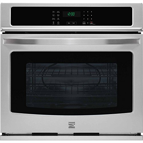 Kenmore 49423 30' Electric Single Wall Oven with Select Clean in Stainless Steel, includes delivery and hookup (Available in select cities only)