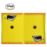 "ShouYu Mouse Sticker Board, Mouse Trap, Mouse Catcher, 9""x13"", 10pcs in"