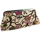 BESSKY Women Lovely Style Lady Wallet Hasp Owl Purse Clutch Bag