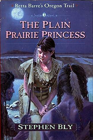 book cover of The Plain Prairie Princess