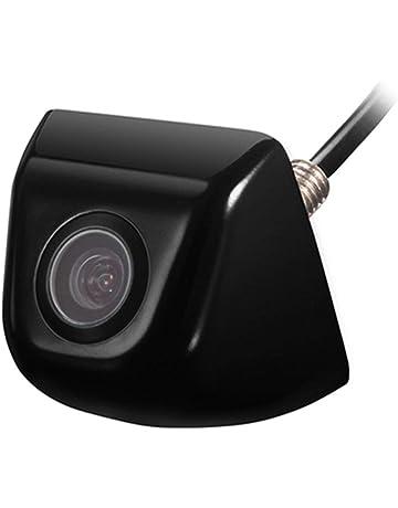 Republe Aparcamiento de Metal del Cuerpo de Coche del CCD de la cámara de visión Trasera