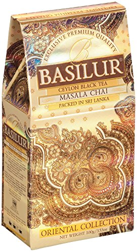 Basilur Spices Masala Oriental Collection