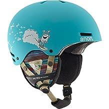 Burton Youth Anon Rime Helmet, HCSC, Small/Medium