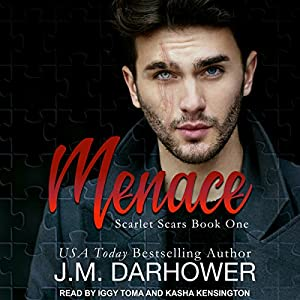 Menace Audiobook