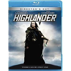 Highlander: Director's Cut [Blu-ray] (2010)