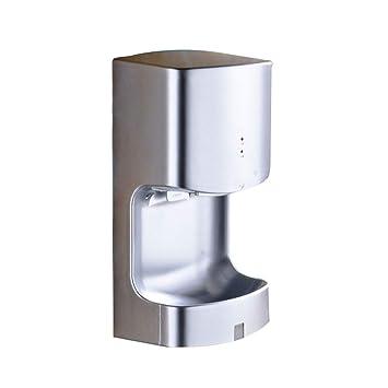 GCHOME Secadores de Mano Secador de Manos, secador de Manos de inducción automático de Alta Velocidad: Amazon.es: Hogar