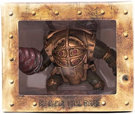 LootクレートBioshock Big Daddy Vinyl Figure Exclusive