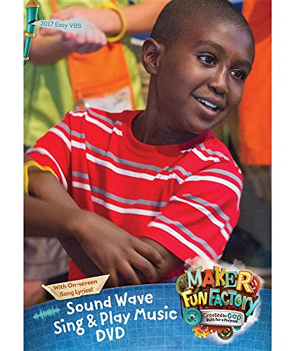 Sound Wave Sing & Play Music DVD (Group Easy Vbs (Vbs Music Dvd)