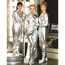 Lost In Space Angela Cartwright Marta Kristin June Lockhart 8x10 Photo #U1651