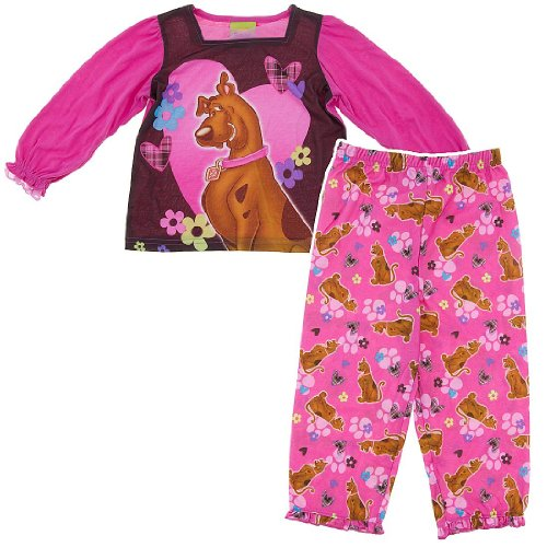 9f01eac686 ... Scooby Doo Pajamas Sets for Girls ...